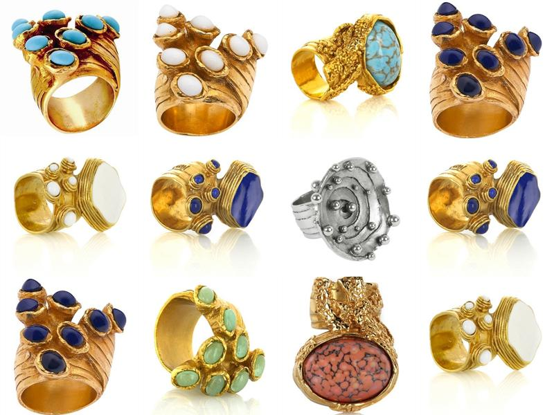 37da4ea72a9b YSL Arty Rings - Girls Of T.O.