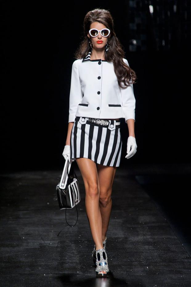 Trend Alert Black White Is The New Black Girls Of T O