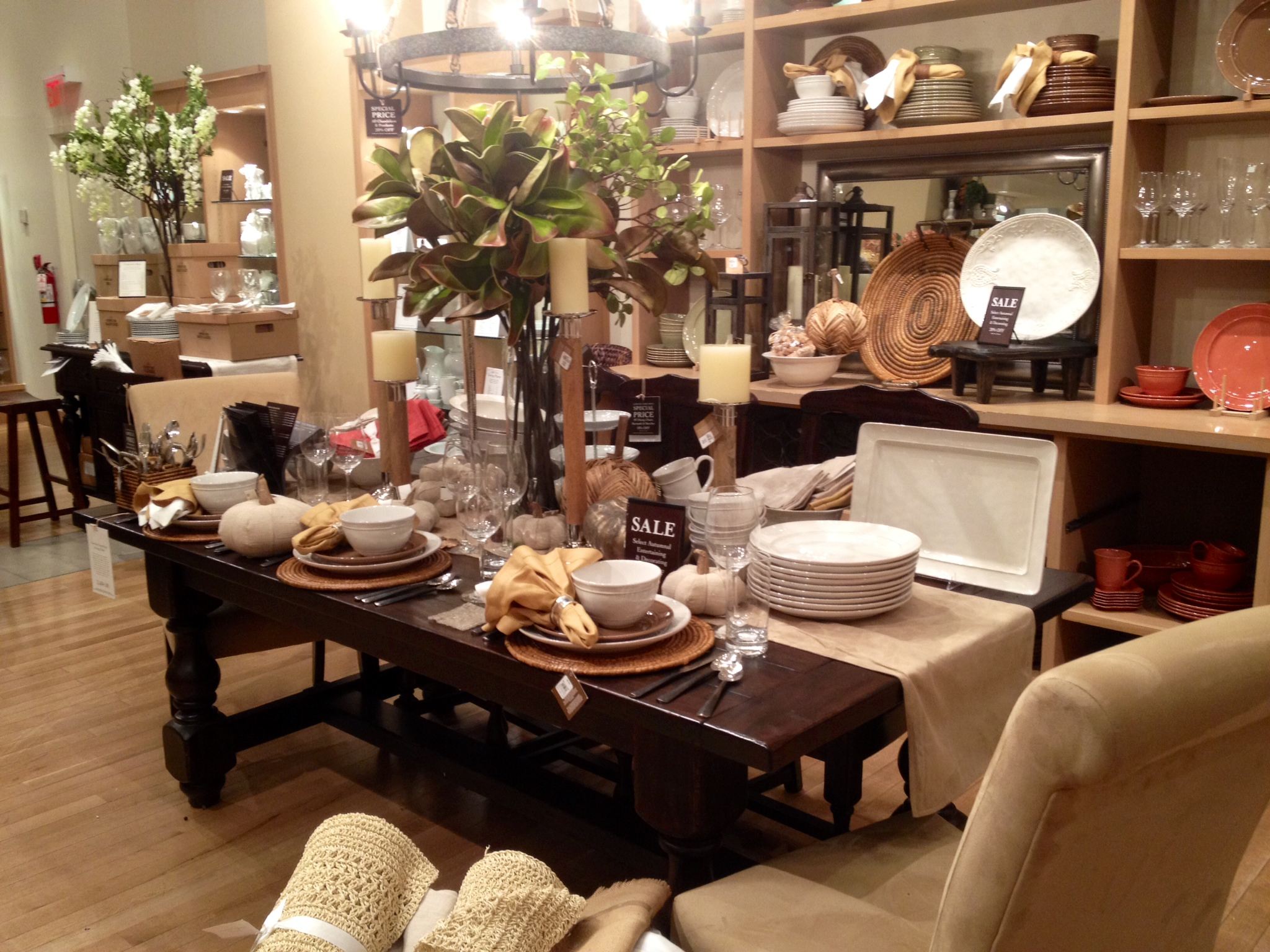 Photo 6. Pottery Barn ...