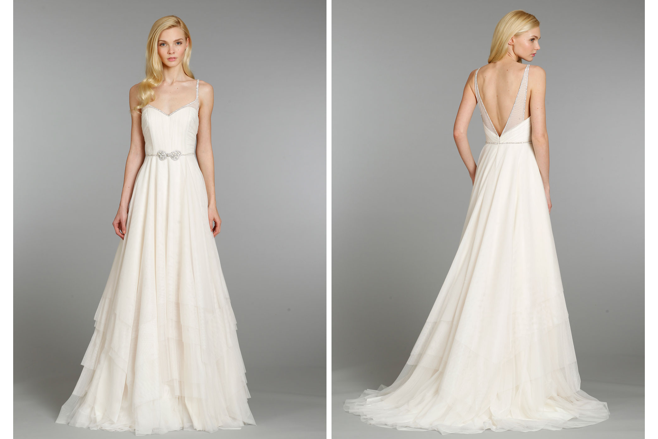 The 2014 Bridal Collections: To Be Trendy Or Classy? - Girls Of T.O.