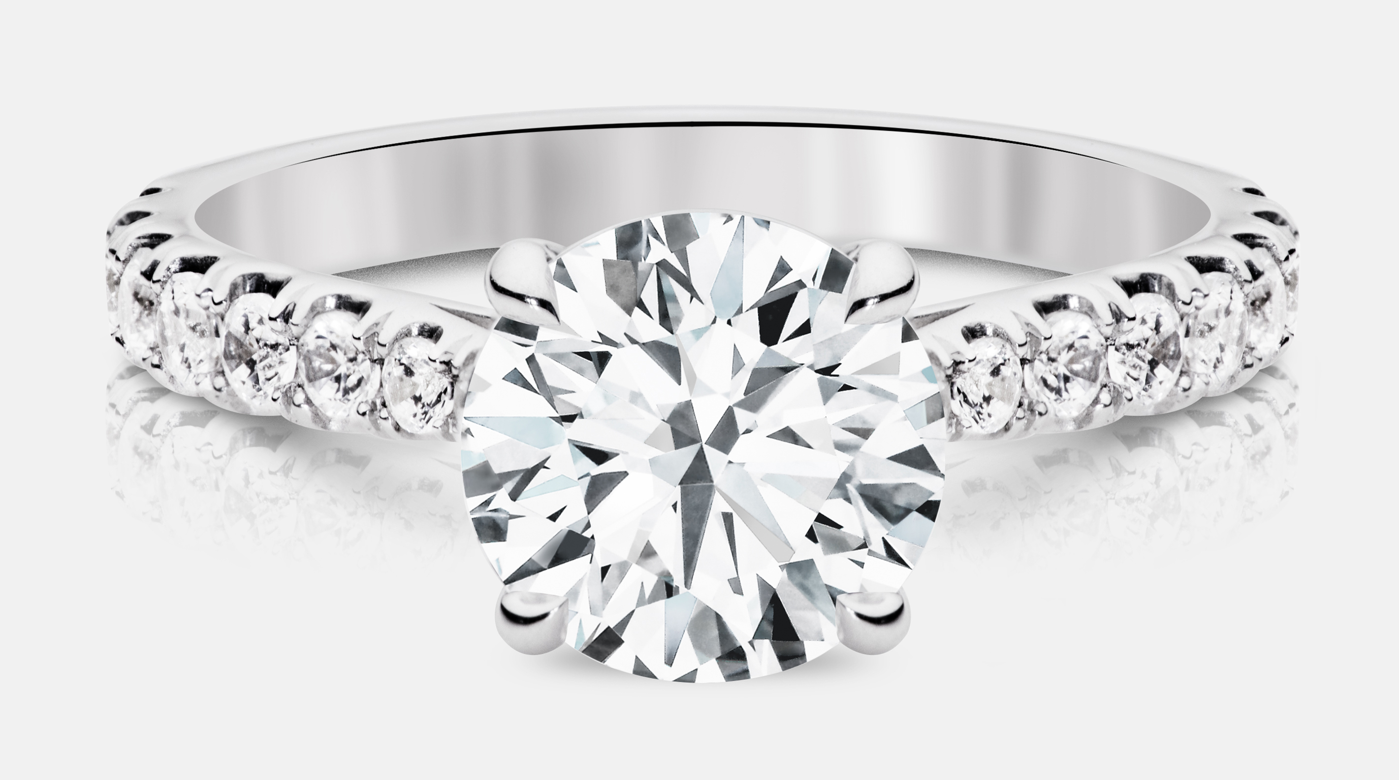 engagement rings perfect under pin and ring engagements diamond