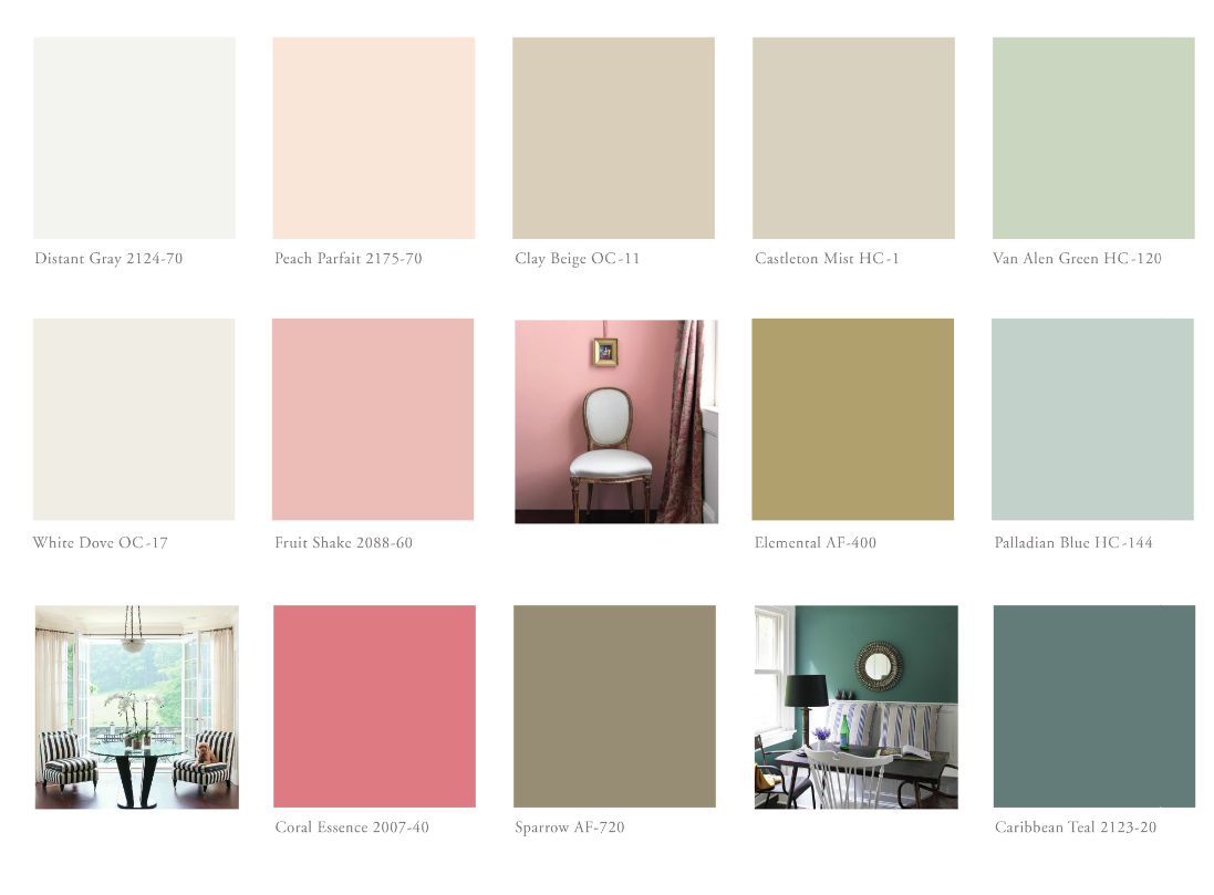 Benjamin moore announces colour trends for 2014   girls of t.o.