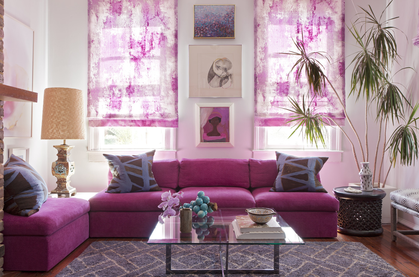 Color Of The Year 2017 Radiant Orchid