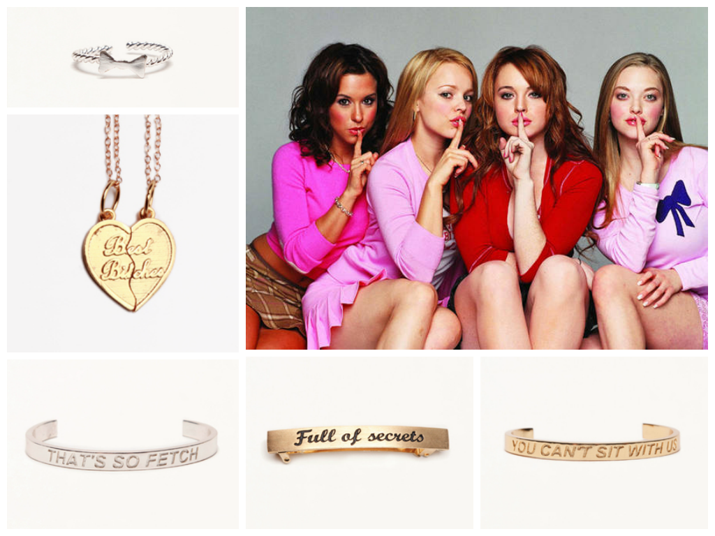 fetch jewelry inspiredmean girls - girls of t.o.