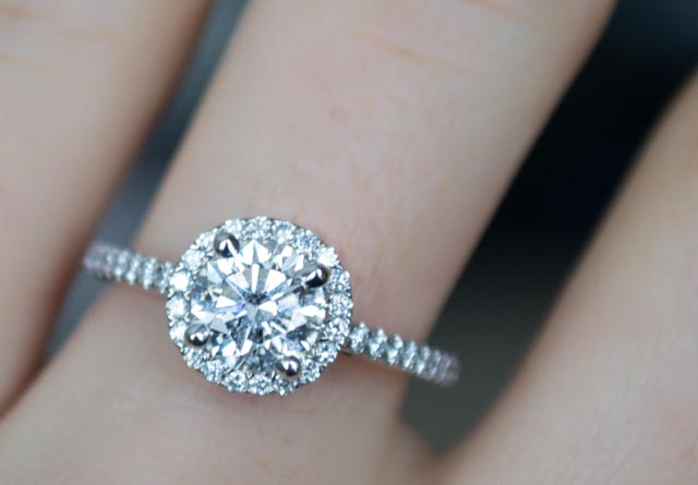 a169d8afe 10 Most Expensive and Beautiful Engagement Rings from Beyonce, Grace & More!