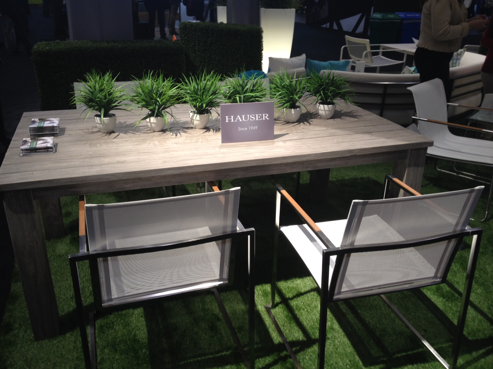 Hauser Patio Furniture Toronto Chicpeastudio