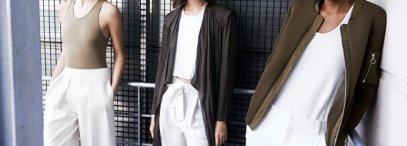 Zara Woman April 2014 Lookbook