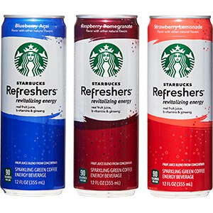 Get Refreshed Energized With Ready To Drink Starbucks