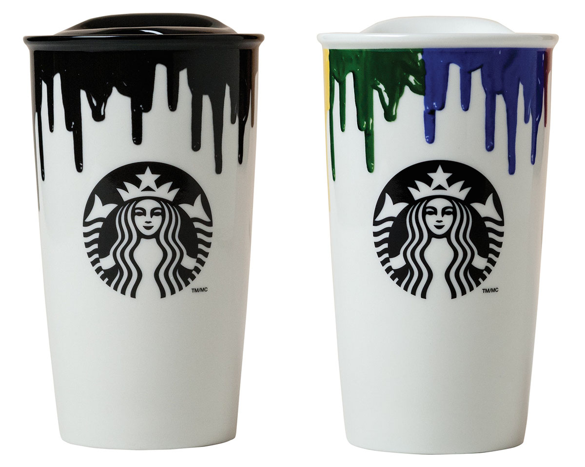 Beau ... Jonathan Adler, Rodarte, Charlotte Ronson And Alice + Olivia, Starbucks  Marks Its Fifth Designer Mug Collaboration With A Collection Of Two Limited  ...