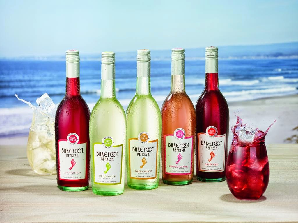 Barefoot wines Archives - Girls Of T O