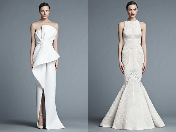 24262e4d0a1 J. Mendel 2015 Bridal Collection - Girls Of T.O.