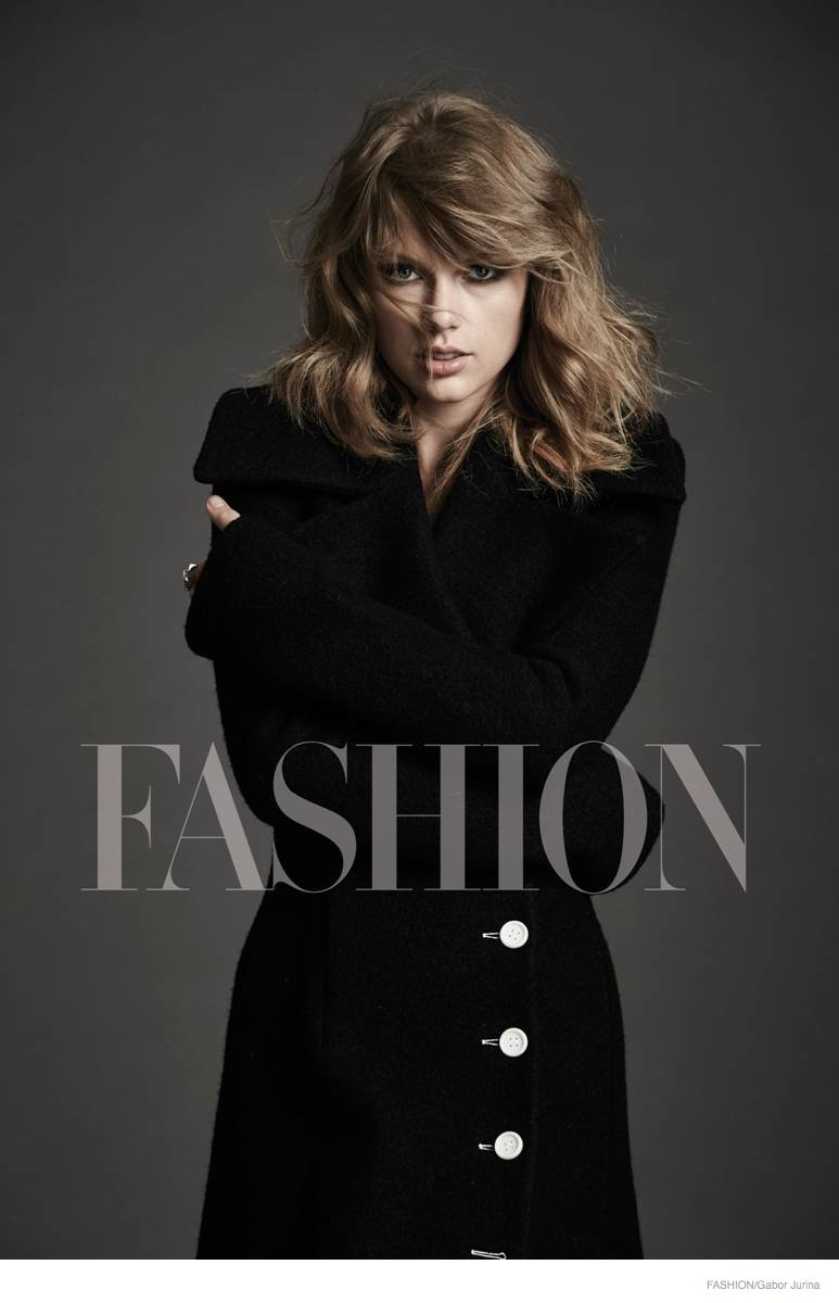 Taylor Swift Covers The November Issue Of Fashion Magazine Girls Of T O