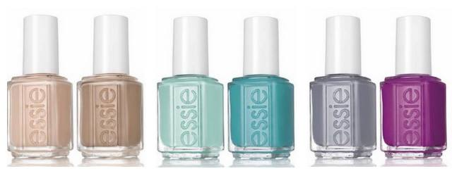Essie 2015 Collections
