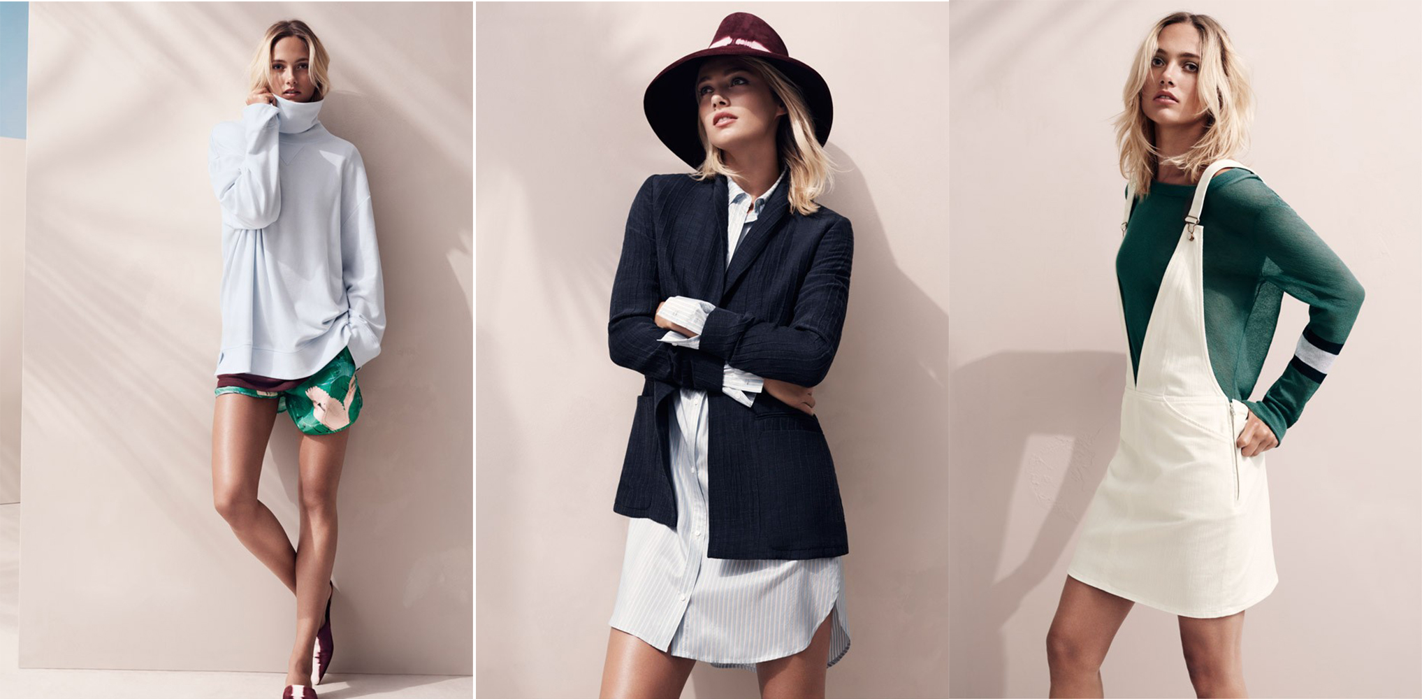 to wear - H&m spring studio collection video