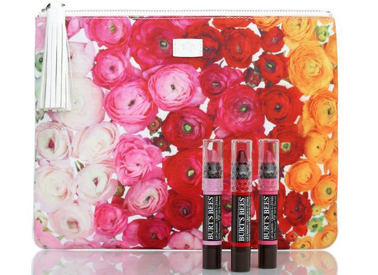 Burts bees lip crayons for spring