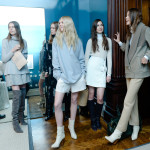CLUB MONACO celebrates food and fashion with debut of Fall 2015 Collection in NYC