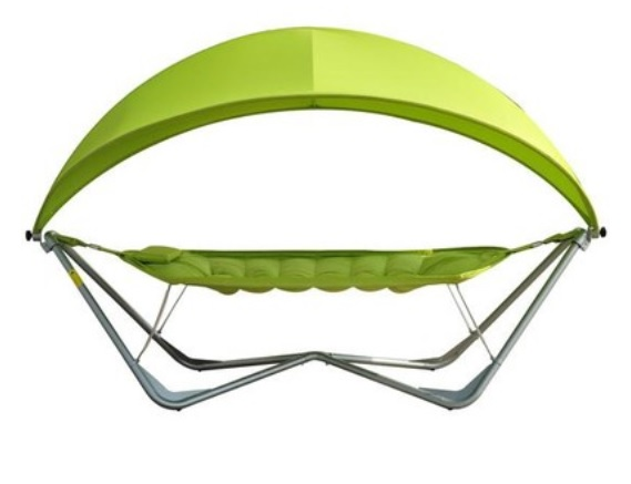 Outsunny - Pea in a Pod Hammock with Stand $369