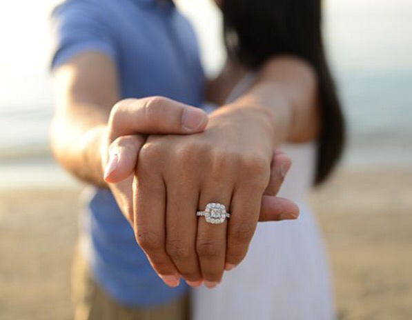 Steps to Choosing the Perfect Engagement Ring