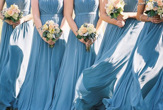 Tips Etiquette And Gifts For Your Bridal Party Girls Of To