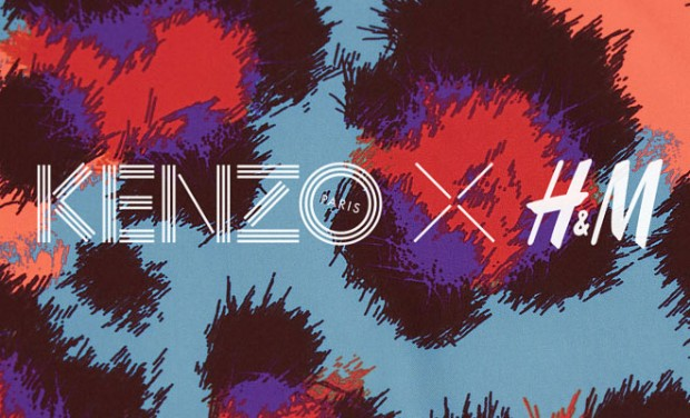 db87d3bd kENZO x H&M Collaboration - Girls Of T.O.