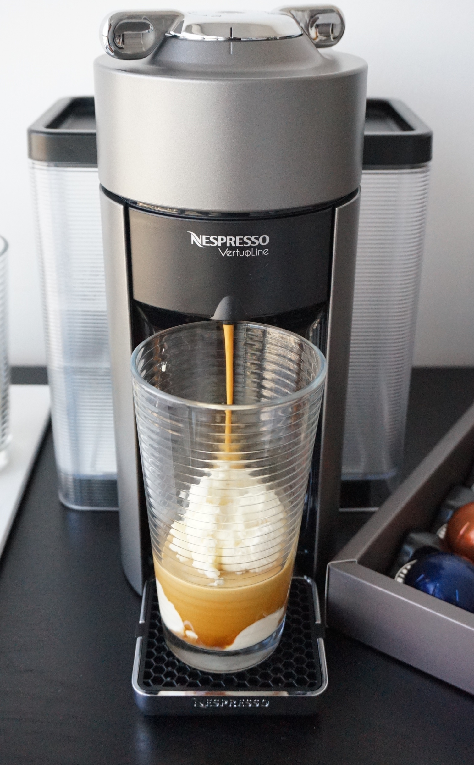 Nespresso Iced Coffee Recipe  Girls Of TO -> Nespresso Iced Coffee