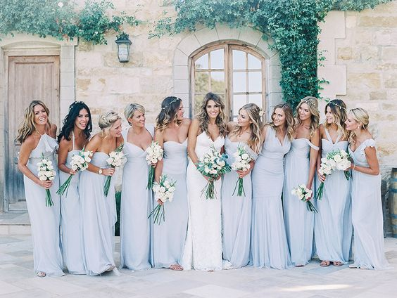 8 Ways To Make Bridesmaid Dress