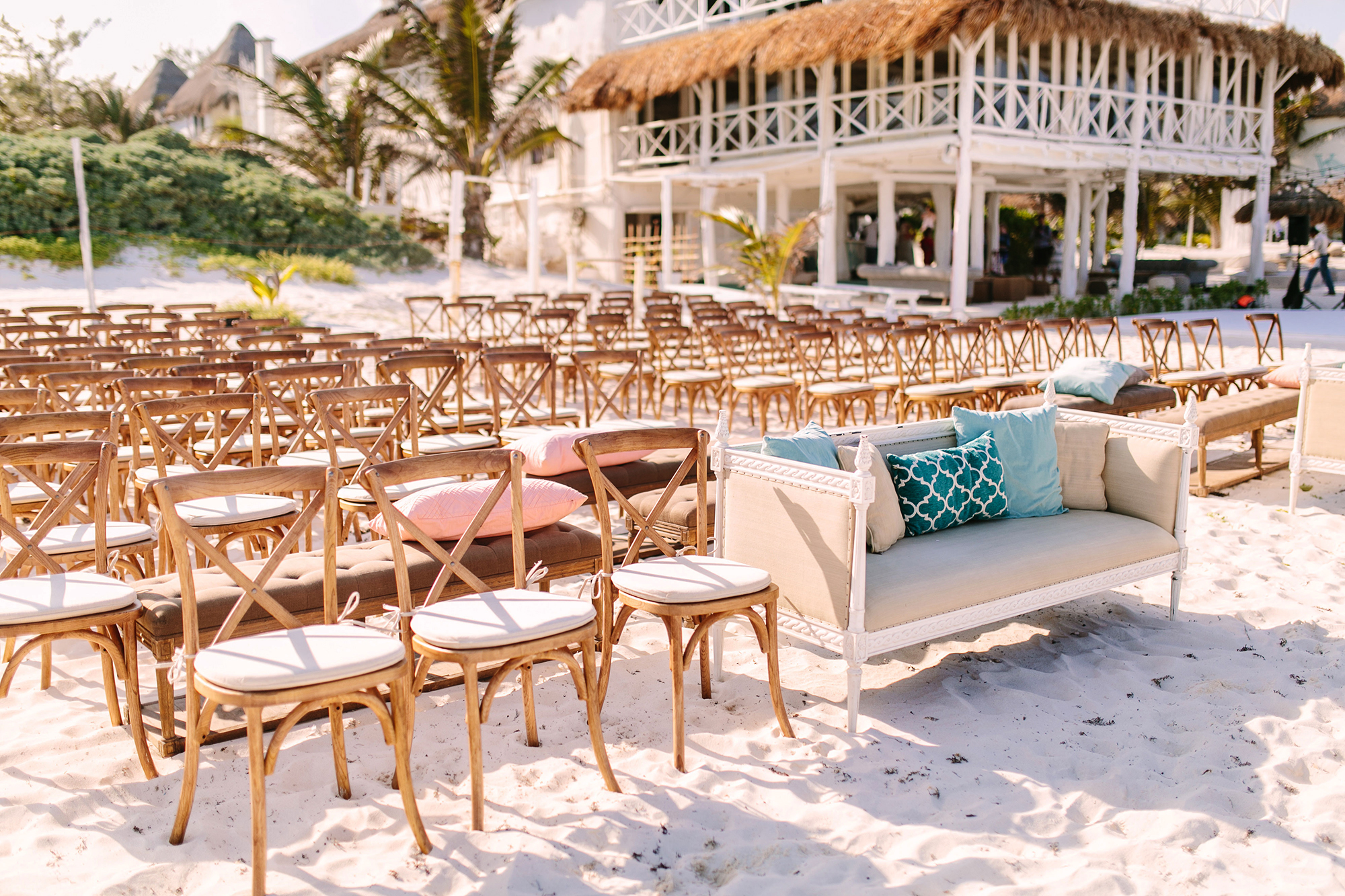 tulum-wedding-beach-ceremony-guest-seating-sand copy