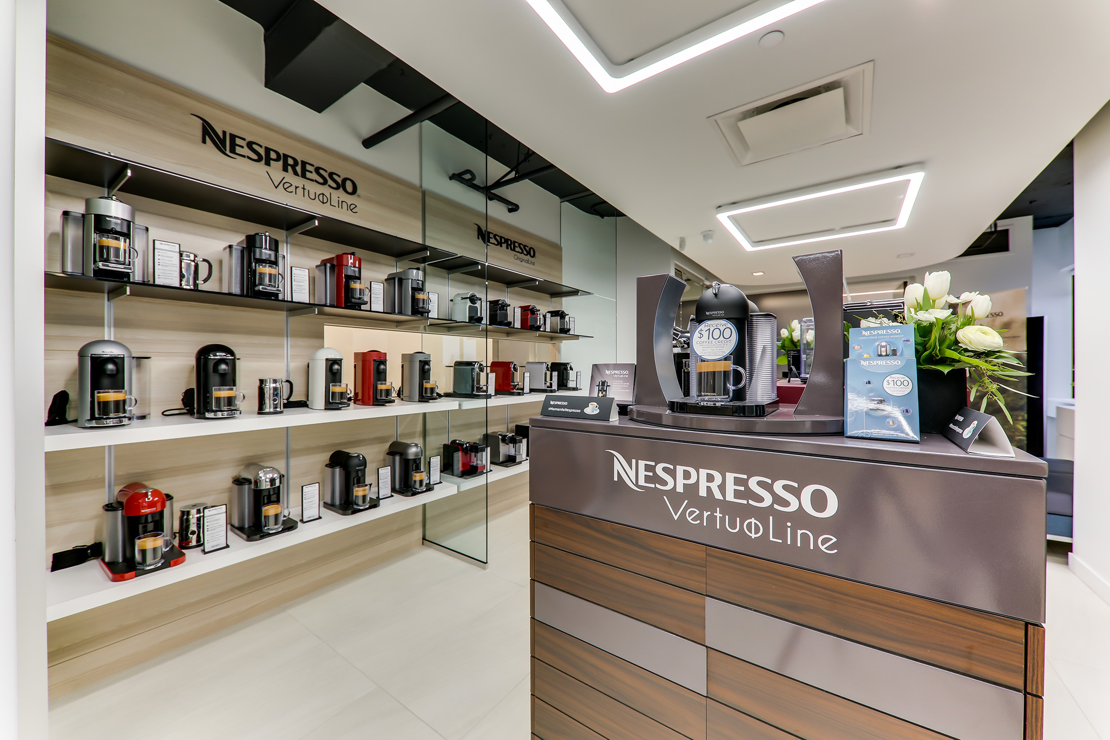 My nespresso academy experience girls of t o - Nespresso head office montreal ...