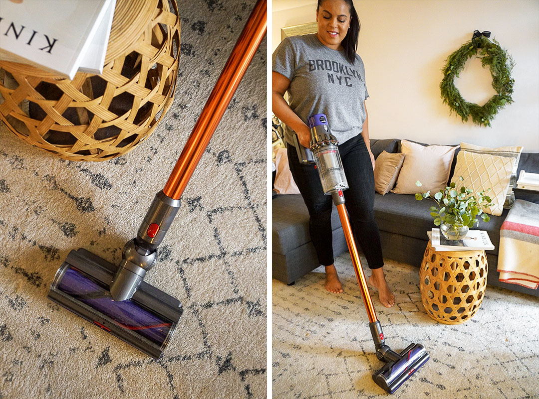Pre-Holiday Cleaning With Dyson - Girls Of T O